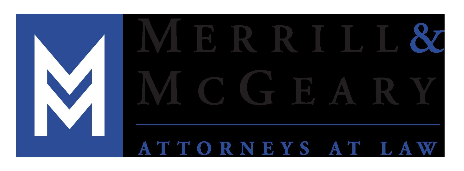 Merrill & McGeary